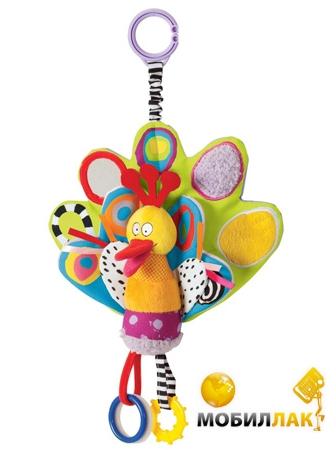 Taf Toys Развивающая игрушка-подвеска Павлин (11455) Taf Toys