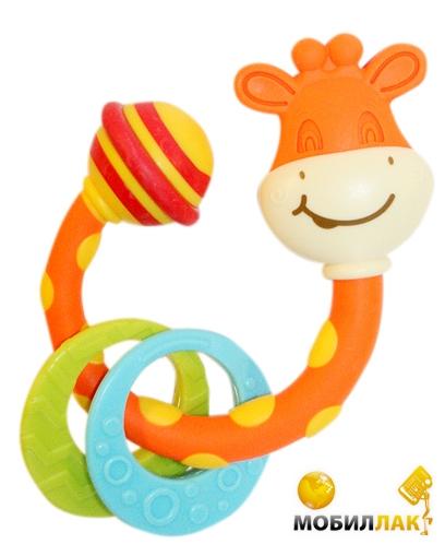 """Tiny Love Погремушка - прорезыватель """"Жираф"""" (1110300458) MobilLuck.com.ua 104.000"""