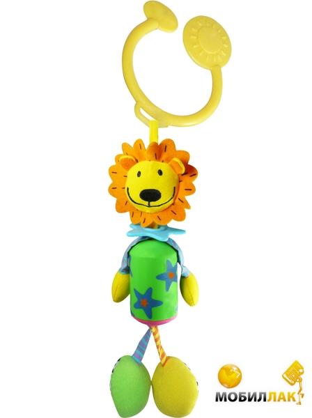 Biba Toys Дрожащая игрушка-подвеска Лев-путешественник (022JF) Biba Toys