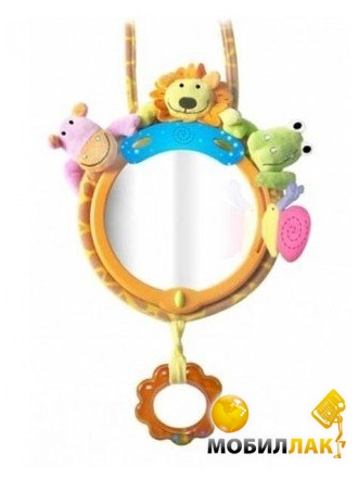 Biba Toys Музыкальная игрушка-подвеска Друзья Джунглей (068JF) Biba Toys