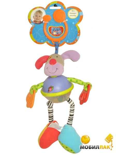 Biba Toys Активная игрушка-подвеска Качающийся Пес (076BR) Biba Toys