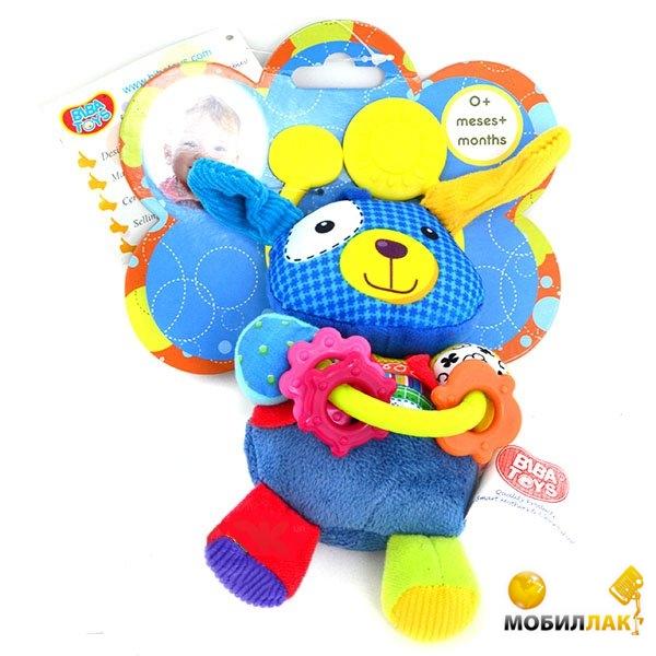 Biba Toys Активная игрушка-подвеска Счастливый котенок (901HA) Biba Toys