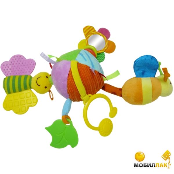 Biba Toys Активная игрушка-подвеска Забавный шарик (036GD) Biba Toys