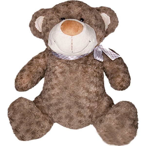 Grand Медведь Коричневый с бантом 25 см (2502GMG) Grand