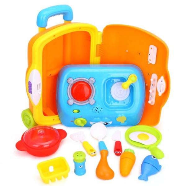 Huile Toys Чемоданчик повара (3108) Huile Toys