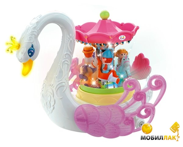 Huile Toys Лебедь-карусель (536) Huile Toys