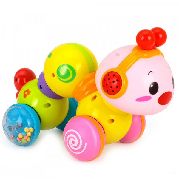 Huile Toys Музыкальная гусеничка (997) Huile Toys