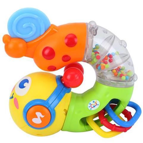 Huile Toys Музыкальный червячок (917) Huile Toys