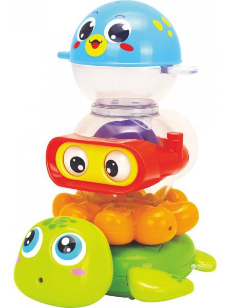 Huile Toys Набор для купания Веселая компания (3112) Huile Toys