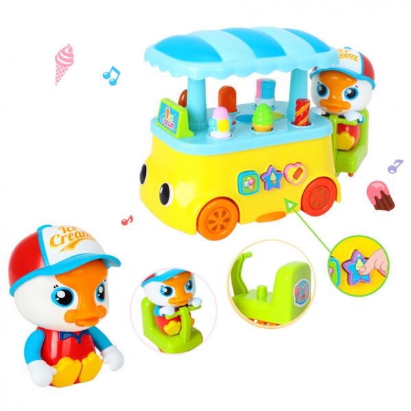 Huile Toys Тележка с мороженным (6101) Huile Toys