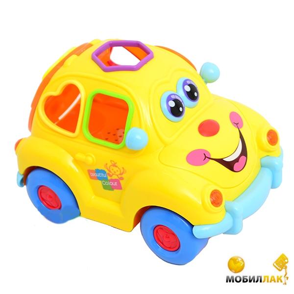 Joy Toy Машинка-сортер Автошка 9170 Joy Toy