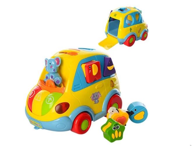 Joy Toy Автошка, укр. (9198 UA) Joy Toy