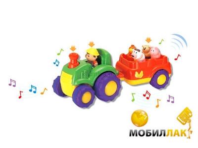 KeenWay Трактор с прицепом, музыкальный (K31222) MobilLuck.com.ua 469.000
