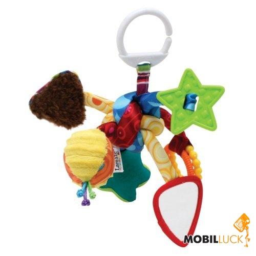 Lamaze Развивающая игрушка «Узелок» (LC27128) Lamaze