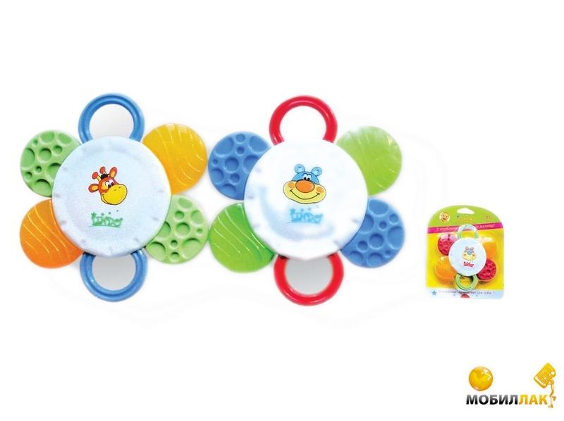 Lindo Игрушка-погремушка Flor (от 3 мес.) (РК 031) MobilLuck.com.ua 40.000