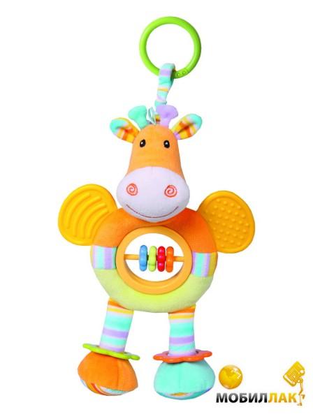 Lindo Погремушка с прорезывателем Жираф (NJ-007) MobilLuck.com.ua 111.000