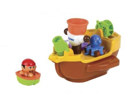 Tomy Пиратский корабль (T71602) Tomy