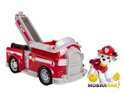 Spin Master Спасательный автомобиль Щенячий патруль с фигуркой Маршала (SM16601-2) Spin Master