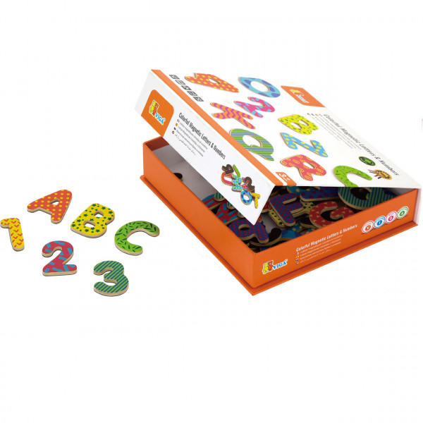 Viga Toys Буквы и цифры (59429) Viga Toys