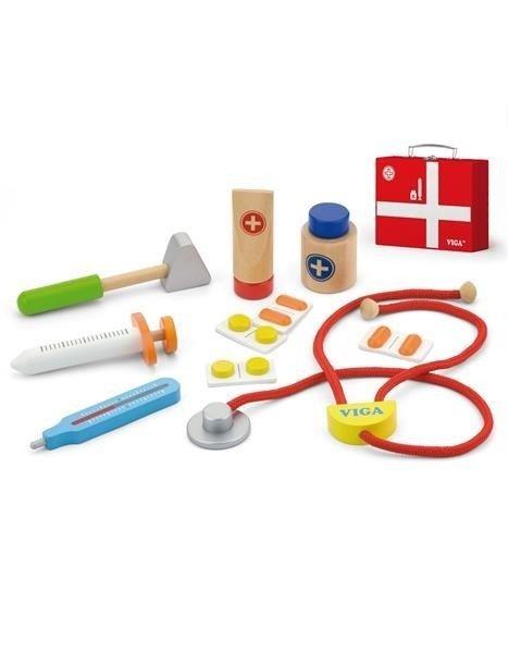 Viga Toys Чемоданчик доктора (50530) Viga Toys