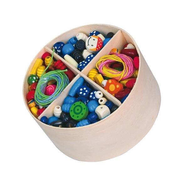Viga Toys Деревянные бусинки (56002) Viga Toys
