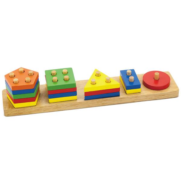 Viga Toys Геометрические фигуры (58558) Viga Toys