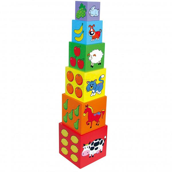 Viga Toys Пирамидка (59461) Viga Toys