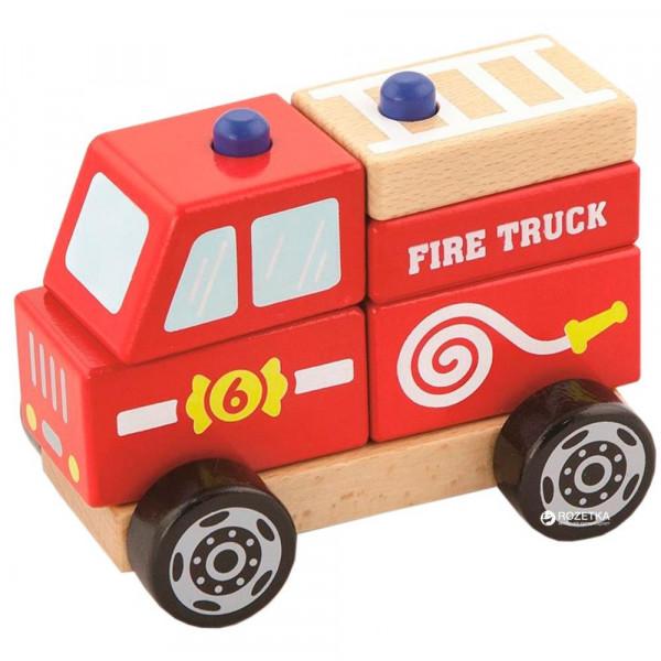 Viga Toys Пожарная машина (50203) Viga Toys