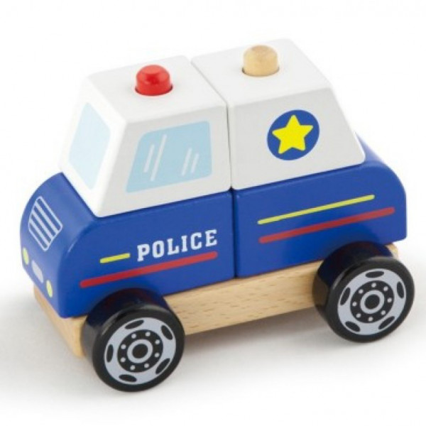 Viga Toys Полицейская машина (50201) Viga Toys