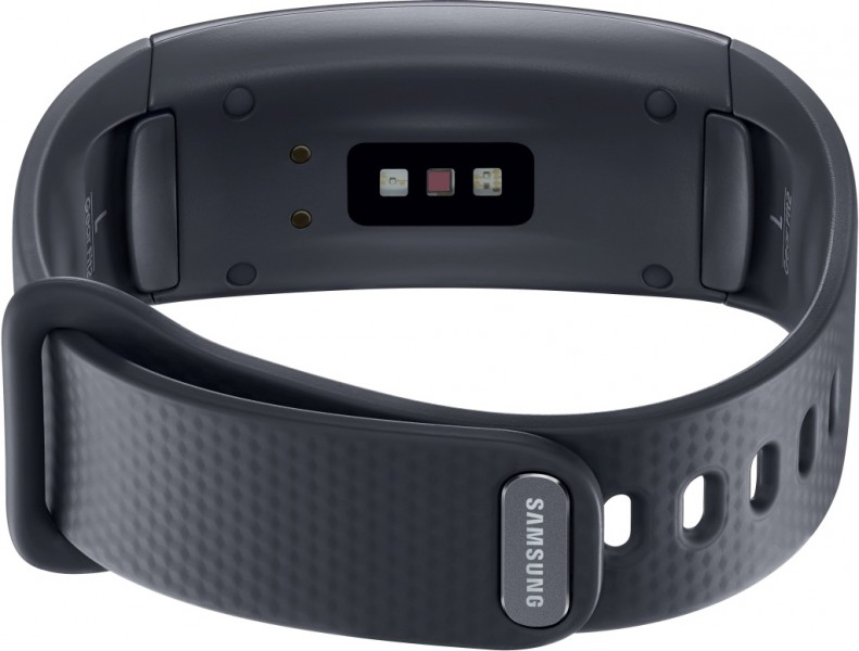 Фитнес-браслет Samsung Gear Fit 2 (SM-R3600DAASEK) Dark Grey