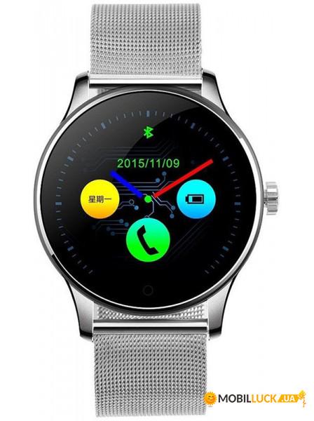 Смарт-часы UWatch K88H Silver