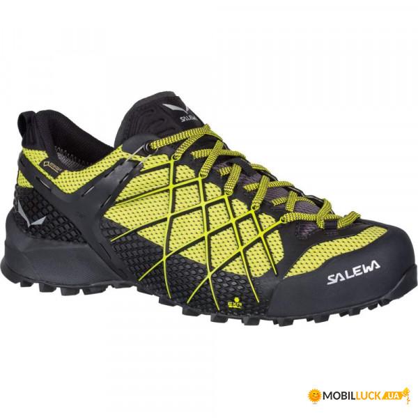 4a9e0e3f6bf2e2 Кроссовки Salewa MS Wildfire GTX 63487 0497 - 42.5 - жёлтый. Купить ...