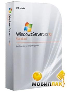Microsoft Windows Svr Std 2008 R2 SP1 x64 English 1-4CPU 5 Clt DVD MobilLuck.com.ua 11607.000