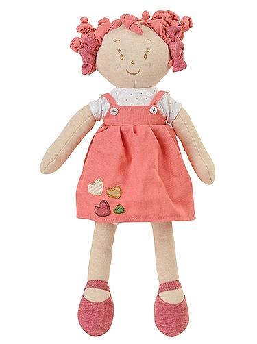 BabyOno Кукла Лили 37 см Красная (1254) BabyOno