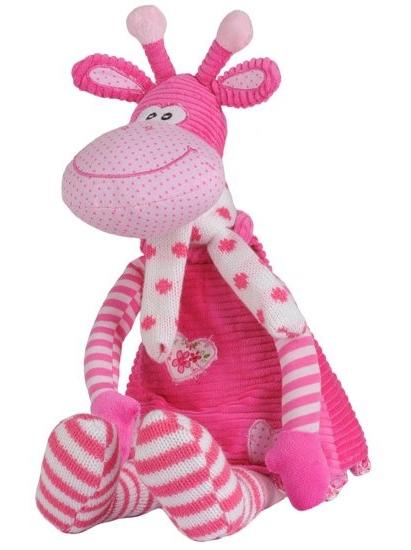 BabyOno Розовый жираф 53 см (1194) BabyOno