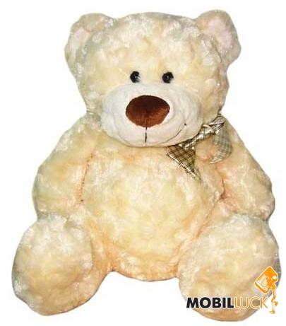 """Мягкая игрушка Grand Медведь белый с бантом 25 см (2503GM) по низкой цене в интернет-магазине  """"МОБИЛЛАК """"."""
