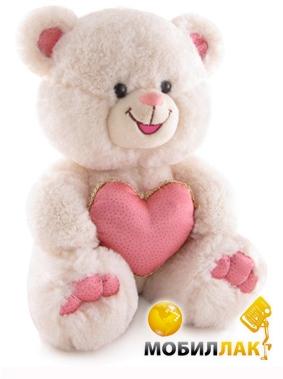 Lava Медведь с блестящим сердцем 20 см (LF999) Lava