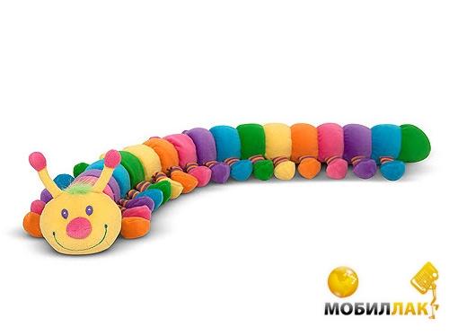 Melissa&Doug Мягкая игрушка Веселая гусеничка (MD7690) MobilLuck.com.ua 348.000