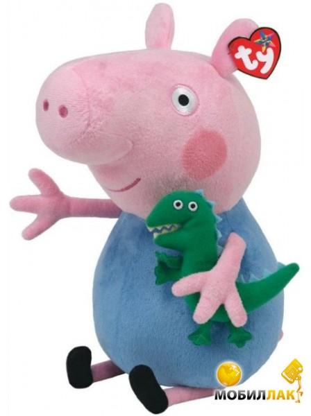 Peppa Джордж с Игрушкой (30 см) Peppa