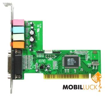 Noname C-Media 8738 4ch PCI MobilLuck.com.ua 91.000