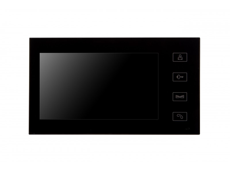 Видеодомофон Alfa DP-766 7 (black)