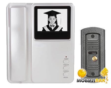Параллельное подключение до 3-х видеодомофонов.  Видеодомофон Eplutus EP-2281R.  Горячая линия 230-84-44...