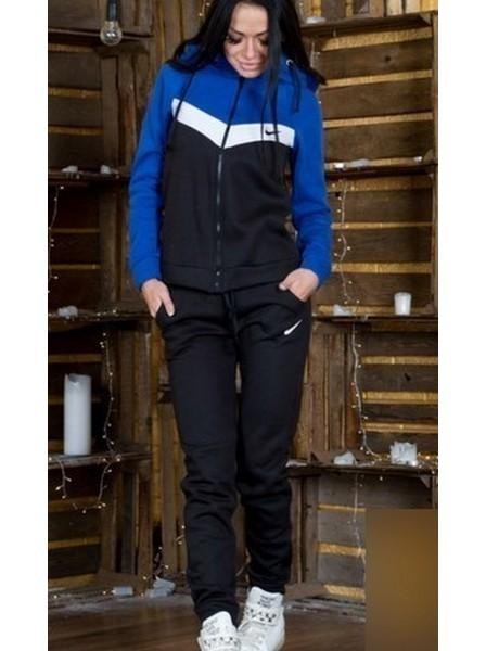 2ab31b6f Спортивный костюм женский Marakesh 26707-1 S (42UA) Черно-синий ...