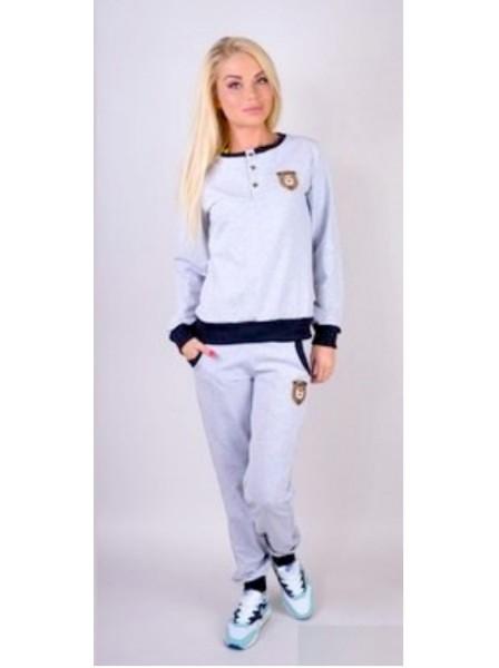 d32af500 Спортивный костюм женский Marakesh 85071 2XL-3XL (50-52 UA) Серый ...