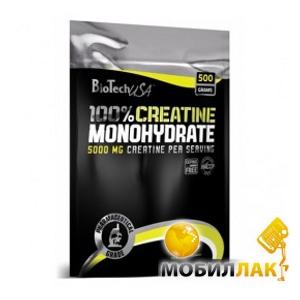 biotech BioTech 100% Creatine Monohydrate 8004