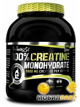 biotech BioTech 100% Creatine Monohydrate 8005