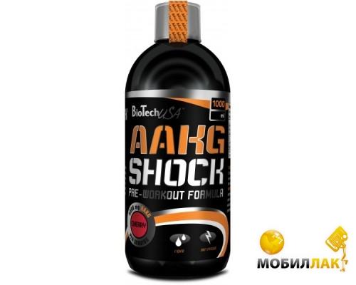 biotech BioTech AAкг Shock Extreme 1 л вишня