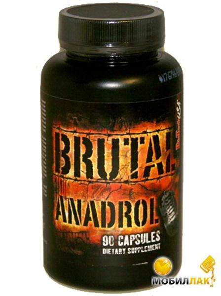 biotech BioTech Brutal Anadrol 90 капсул