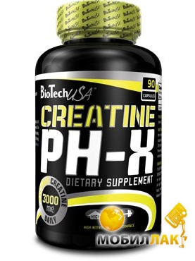biotech BioTech Creatine pH-X 46365