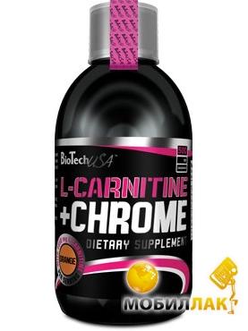 biotech BioTech L-Carnitine+Chrome 8051